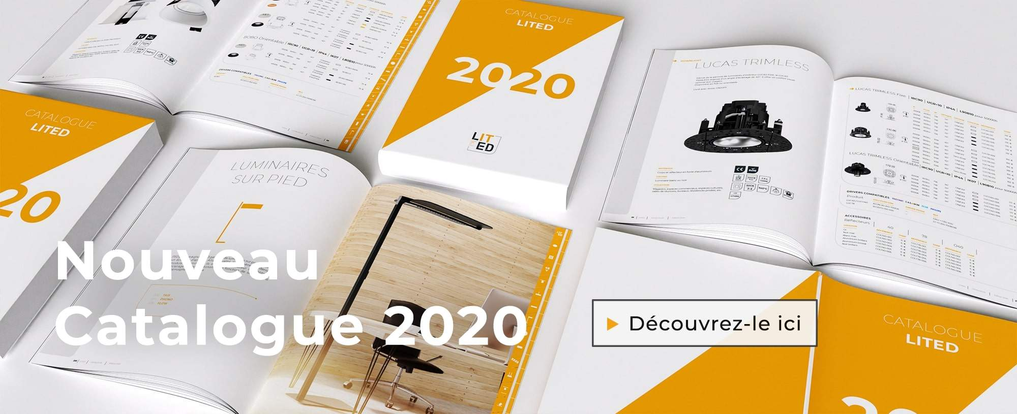 Catalogue 2020 téléchargement LITED